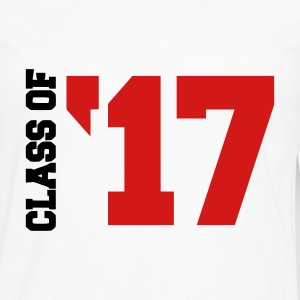 Class of '17 - Men's Premium Long Sleeve T-Shirt