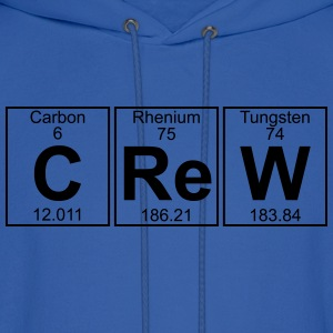C-Re-W (crew) - Full Women's T-Shirts - Men's Hoodie