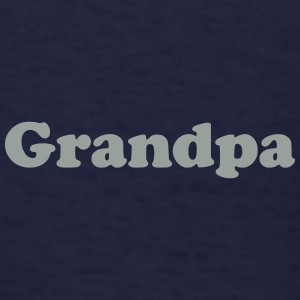grandpa _ Caps - Men's T-Shirt