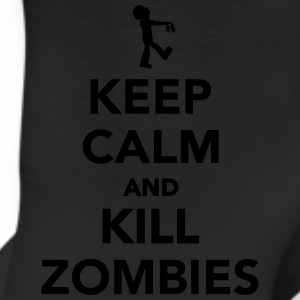 Keep calm and kill zombies Women's T-Shirts - Leggings
