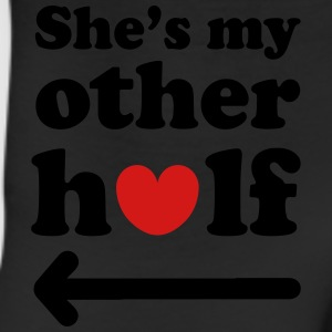 She's my other half T-Shirts - Leggings