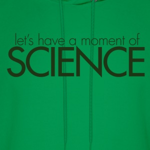 Moment of SCIENCE - Men's Hoodie