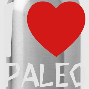 I Love Paleo T-Shirts - Water Bottle