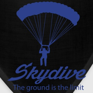 Skydive. The Ground is the limit Women's T-Shirts - Bandana