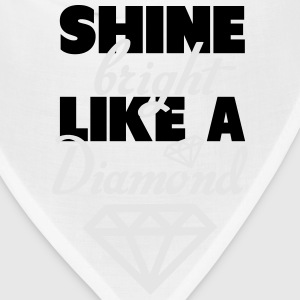 Tiffany Dunks Shine Bright Like A Diamond Shirt T-Shirts - Bandana