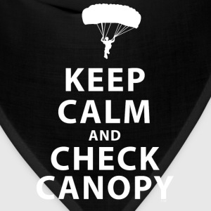 KEEP CALM AND CHECK CANOPY 2 - Bandana