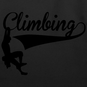 Climbing T-Shirts - Eco-Friendly Cotton Tote