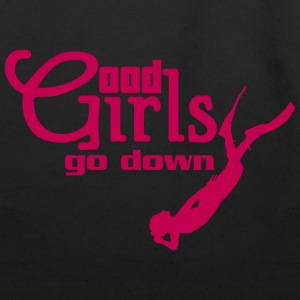 Good girls go down Women's T-Shirts - Eco-Friendly Cotton Tote