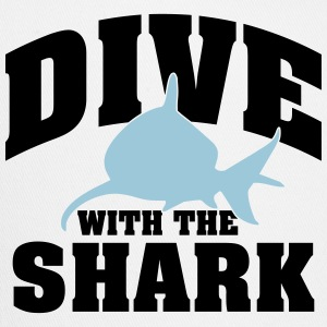 Dive with the shark T-Shirts - Trucker Cap