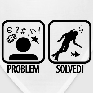 Diving: Problem - Solved T-Shirts - Bandana