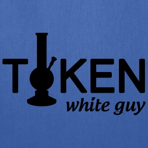 Token White Guy T-Shirts - Tote Bag