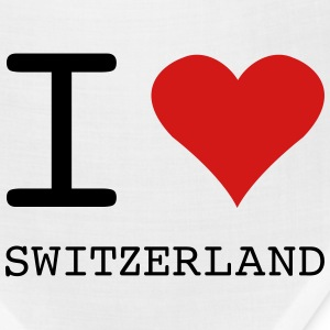 I LOVE SWITZERLAND - Bandana