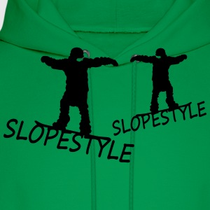 slopestyle T-Shirts - Men's Hoodie
