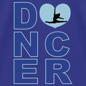 dancer silhouette Bags & backpacks - Men's Premium T-Shirt