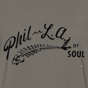 Phil-L.A. of Soul - black T-Shirts - Men's Premium Long Sleeve T-Shirt