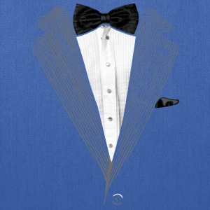Realistic Tuxedo bow tie and sear sucker T-Shirts - Tote Bag