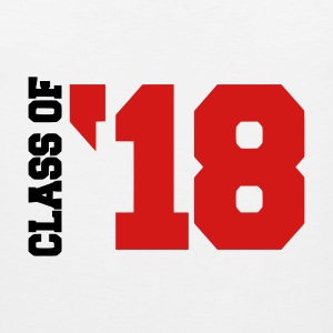 Class of '18 T-Shirts - Men's Premium Tank