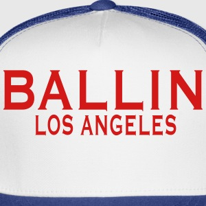 BALLIN LOS ANGELES T-Shirts - Trucker Cap