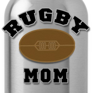 Rugby Mom T-Shirt - Water Bottle