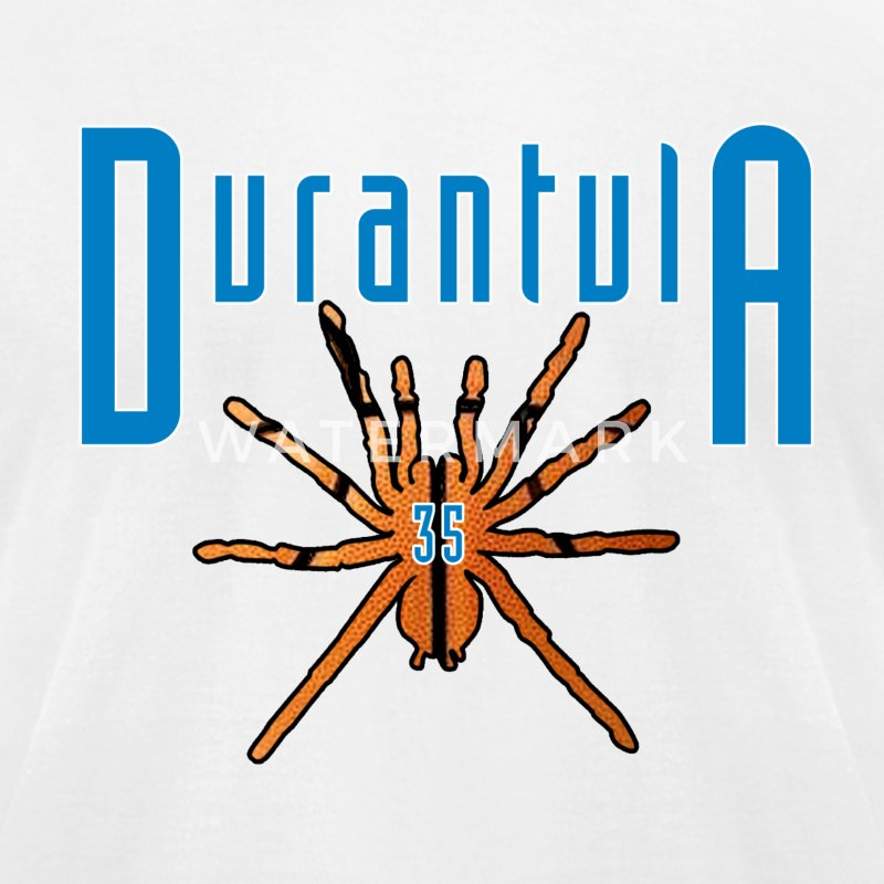 Durantula - Men's T-Shirt by American Apparel