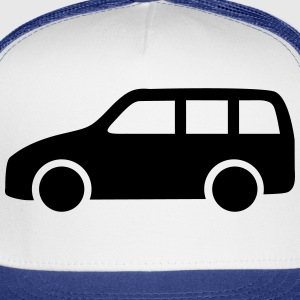 Car T-Shirts - Trucker Cap