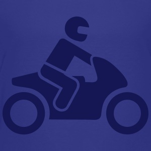 Motorcycle Kids' Shirts - Toddler Premium T-Shirt