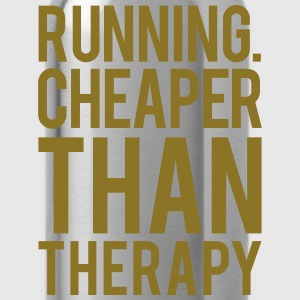 Running cheaper than therapy Tanks - Water Bottle