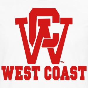 WEST COAST T-Shirts - Men's Premium Long Sleeve T-Shirt