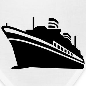 Cruise ship T-Shirts - Bandana