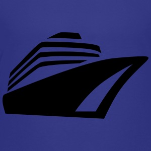 Cruise ship Kids' Shirts - Toddler Premium T-Shirt