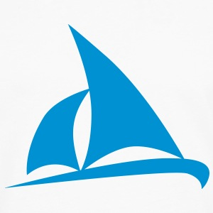 Sail boat Women's T-Shirts - Men's Premium Long Sleeve T-Shirt