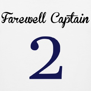 Farewell Captain T-Shirts - Men's Premium Tank