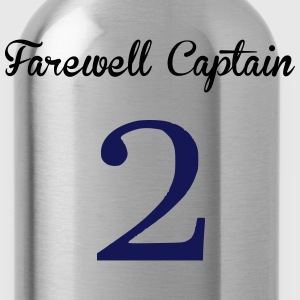 Farewell Captain T-Shirts - Water Bottle