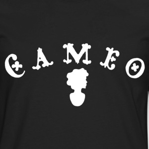 Cameo Records black tee - Men's Premium Long Sleeve T-Shirt