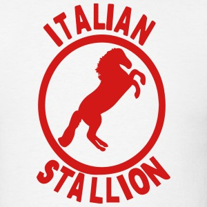 ITALIAN STALLION Hoodies - Men's T-Shirt