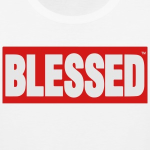 BLESSED Women's T-Shirts - Men's Premium Tank