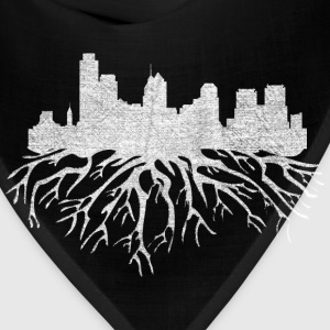 Philadelphia Skyline Roots T-Shirts - Bandana