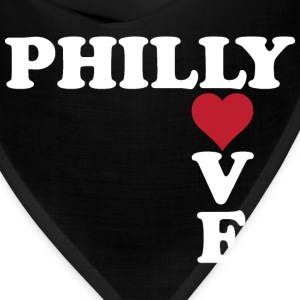 Philly Love Cute Heart  Kids' Shirts - Bandana