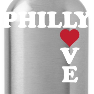Philly Love Cute Heart  Kids' Shirts - Water Bottle