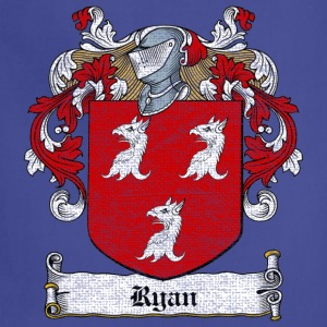 Ryan Family Crest T-Shirts - Adjustable Apron