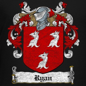 Ryan Family Crest Kids' Shirts - Toddler Premium T-Shirt