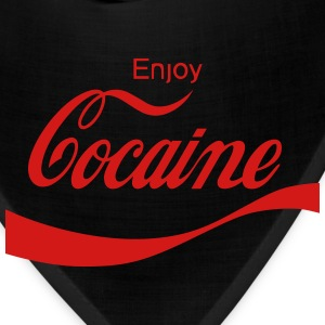 Cocaine_V1 T-Shirts - Bandana
