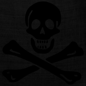 Jolly roger Pirate flag T-Shirts - Bandana