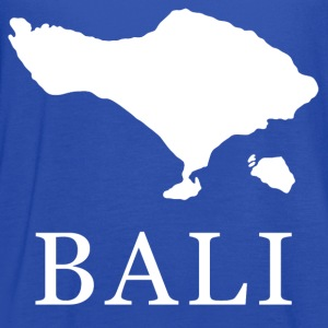 Bali Map T-Shirts - Women's Flowy Tank Top by Bella