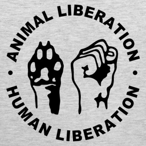 Animal Liberation Premium Tee - Men's Premium Tank