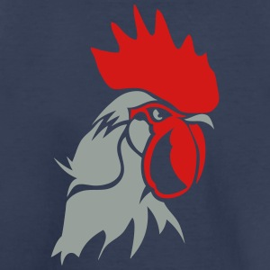 chicken rooster head bascour king 2 Kids' Shirts - Toddler Premium T-Shirt