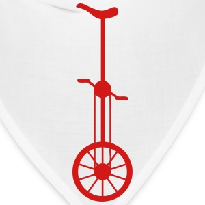 unicycle wheel 1006 T-Shirts - Bandana