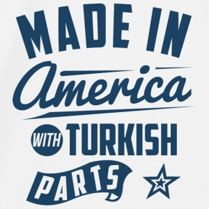 American Turkish Baby Bodysuits - Men's Premium T-Shirt