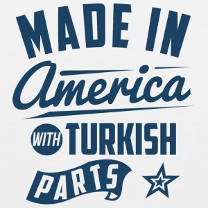 American Turkish Baby Bodysuits - Men's Premium Tank