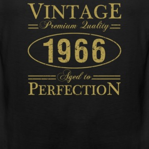 1966 Vintage Birth Year - Men's Premium Tank